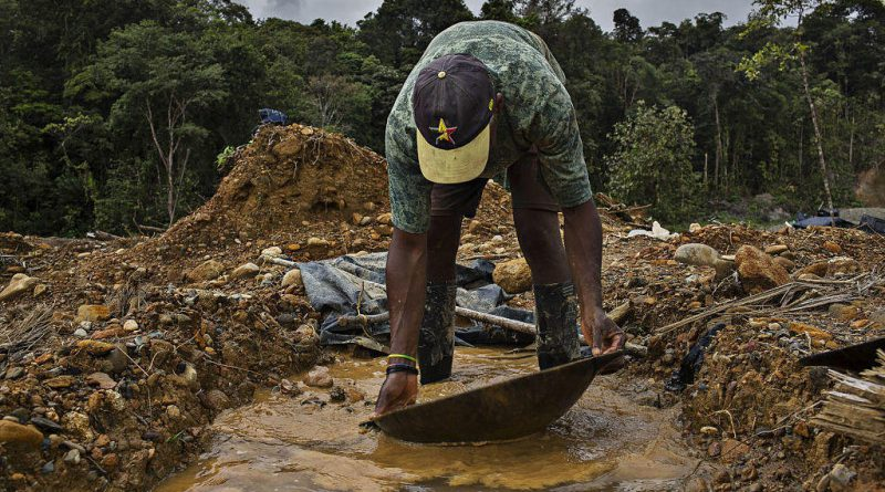 Natural Resources, small-scale miners, galamsey