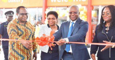 Vivo Energy Ghana, Shell, Solar service station