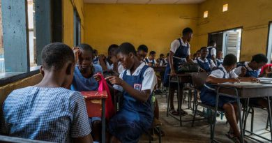 Education budget to pay 'only' salaries …works, capitation grant hard hit