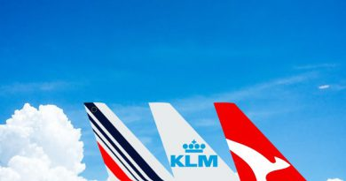 Air France, Qantas, KLM, coronavirus