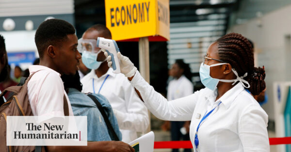 Ghana, two cases of coronavirus,
