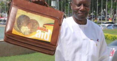 Ghana, IMF, Covid-19