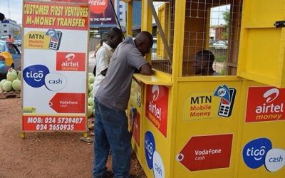 Bank f Ghana, momo
