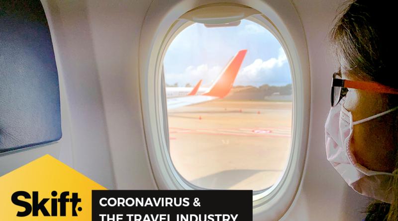 travel industry, coronavirus