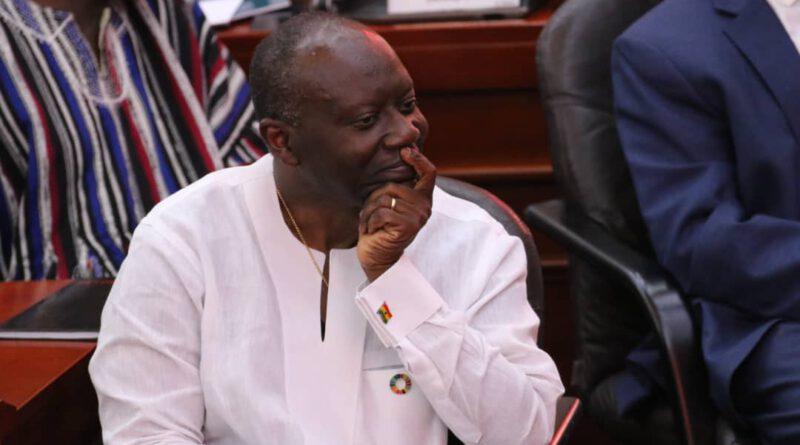 Finance Minister, Ken Ofori Atta, Ghana