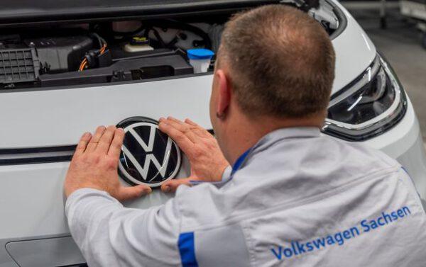 Volkswagen, coronavirus