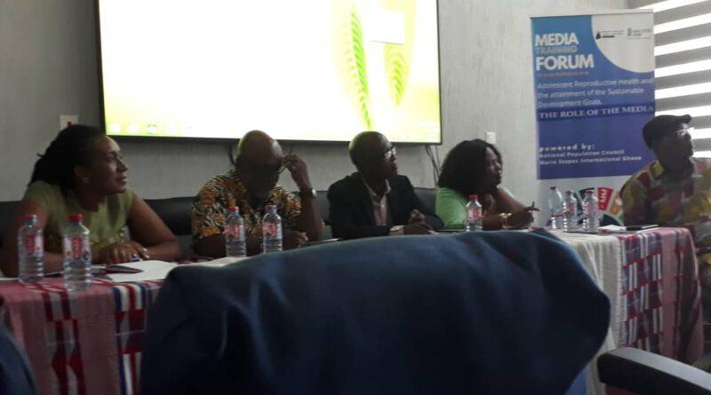 NPC, Population council, Marie Stopes, Adolescent, Sexual, Reproductive Health