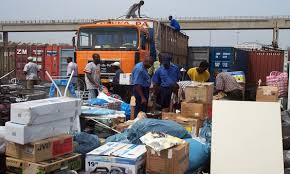 Customs Amendment Bill, Parliament accident car