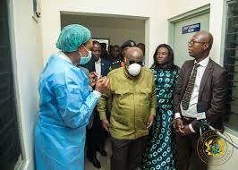 coronavirus, nana addo, ghana