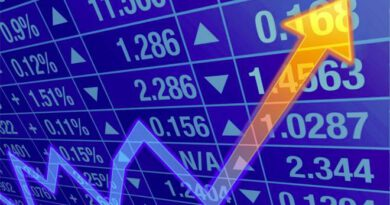 stock market, share prices