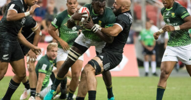 Rugby Africa, coronavirus