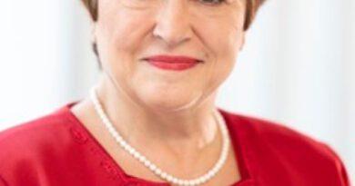 IMF, Kristalina Georgieva