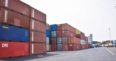 Ministry of Transport, demurrage, rent charges