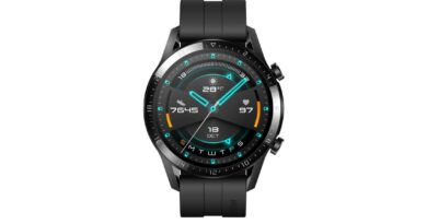 Use the HUAWEI Watch GT 2 to keep fit and monitor your health while at home