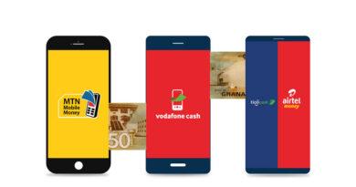 Mobile Money, Ghana