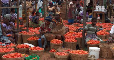 Food prices, inflation, Ghana