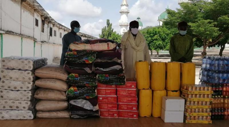 QNET Donates to Chief Imam and Muslim Community in Kumasi