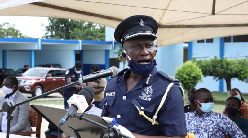 Zoomlion, Eastern Regional Police Commander, covid-19
