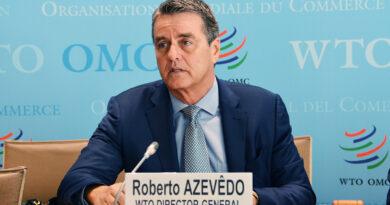 Roberto Azevêdo. WTO