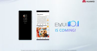 Huawei Officially Announces EMUI 10.1 Update Schedule