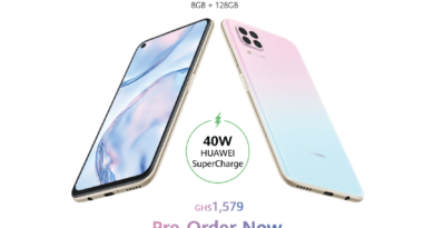Pre-order the new Huawei Nova 7i in Ghana now and enjoy free amazing gifts