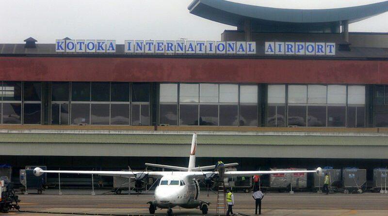Airport, GCAA, Ghana