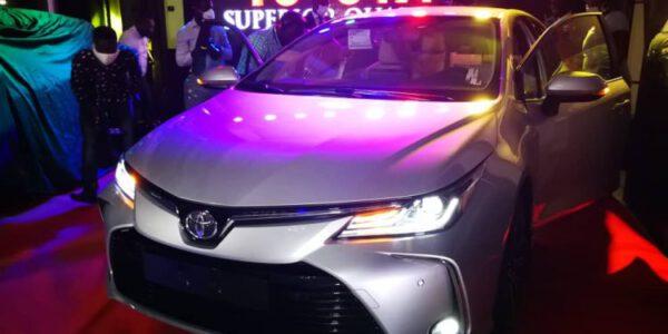 Toyota, Ghana, Toyota Agya