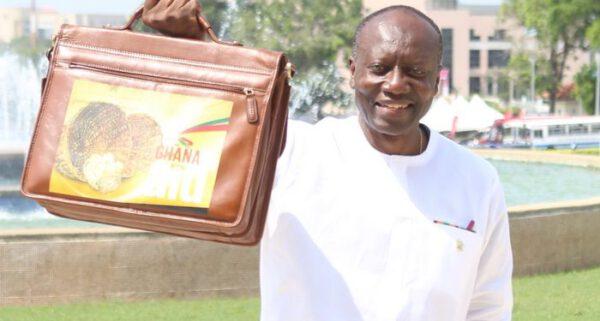Finance Minister, mid year budget, Ghana