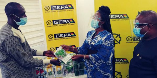 Ghana Export Promotion Authority, Vegetable Producers and Exporters Association of Ghana, VEPEAG