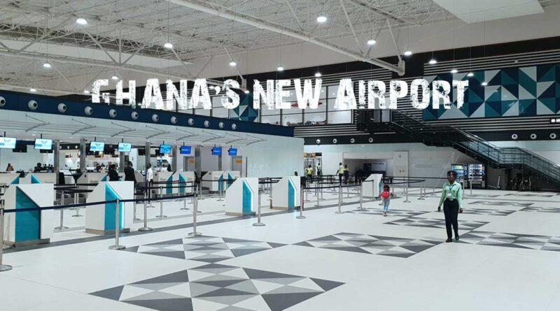 KIA, airport