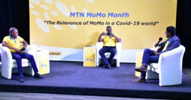 mobile money, MTN, Ghana