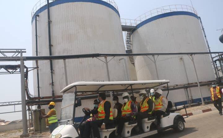 Sewerage Systems Ghana, Jospong Group, zoomlion