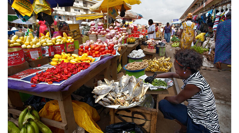 Inflation, GSS, Ghana December