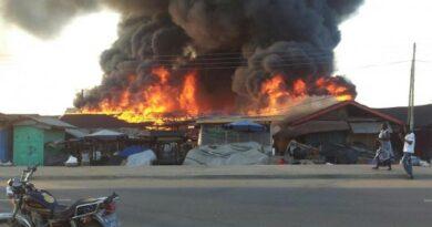 insurance, task force, fire, Ghana