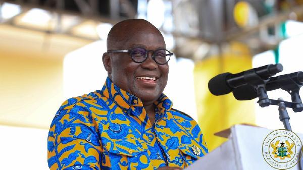 Tax, Akufo-Addo, GRA