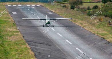 Techiman airport, airstrip, bono east, cape coast airport