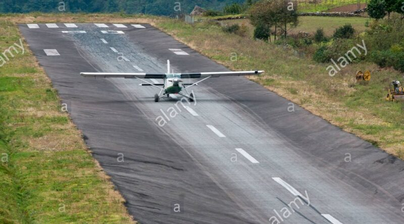 Techiman airport, airstrip, bono east, cape coast airport