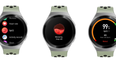 Monitor your Spo2 level with Huawei's latest WATCH GT 2e