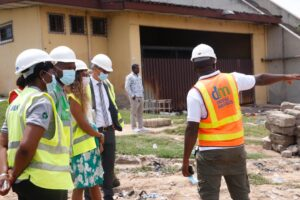 Austrian Consul, Zoomlion,  sanitation,  Ghana