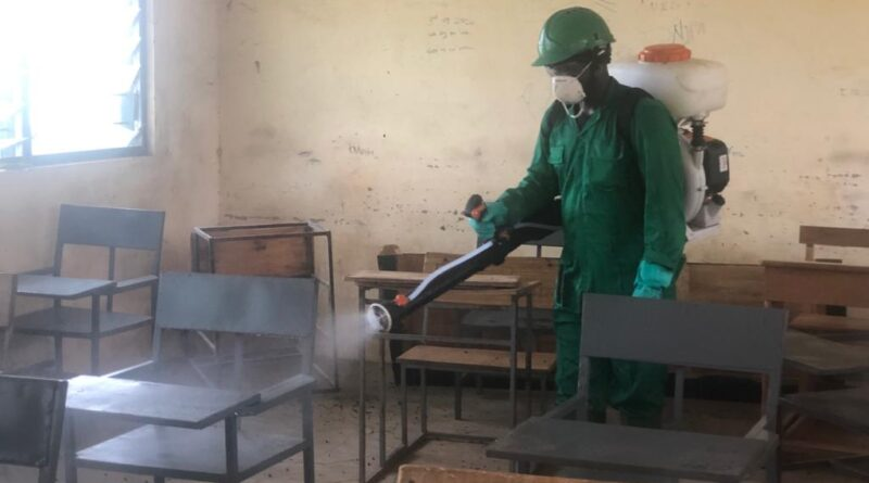 Assemblyman, Zoomlion, Disinfection