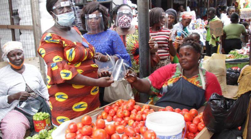Nanolab Foundation, Ashiaman, market women,