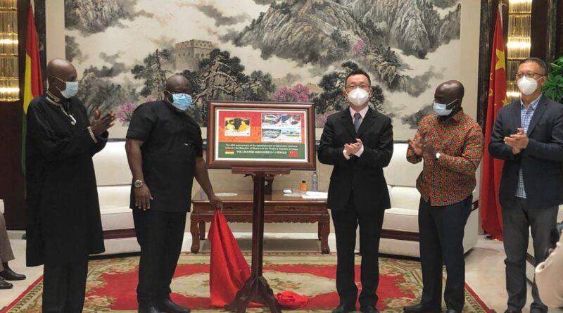 Ghana, China, bilateral, Trade