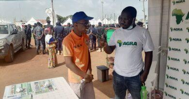 National Farmers' Day, ADRA, Ghana