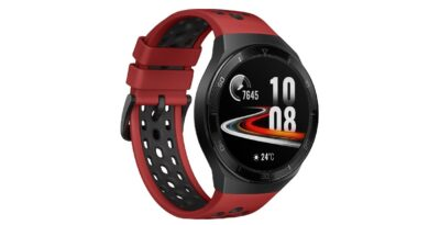 Experience the all new Huawei GT 2e with detailed fitness tracking and plenty of workout modes