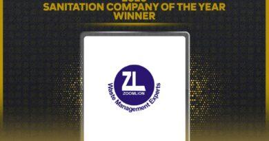 Sanitation Company, Ghana Business Award, Zoomlion, Jospong
