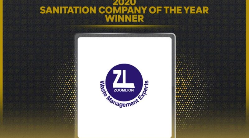 Sanitation Company, Ghana Business Award, Zoomlion, Jospong