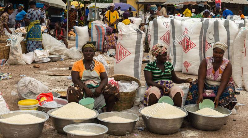 October, Esoko, commodities