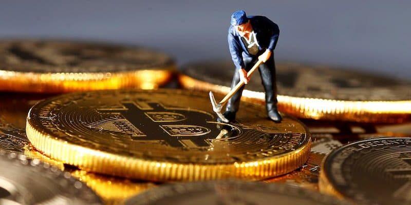 HIVE, Blockchain, mining