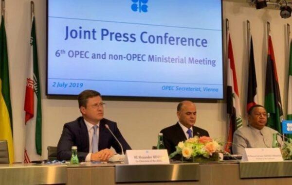 OPEC, oil, Algeria
