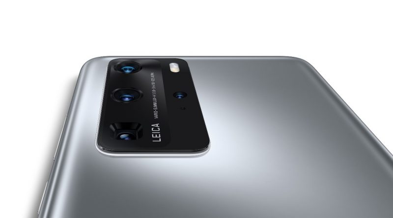 Stay productive with the new Huawei P40 Pro